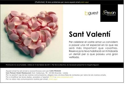 A41 Sant Valentí EMAILING