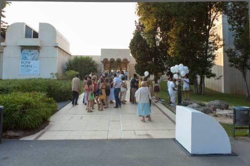 entrada Fundació Joan Miró